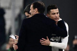 Live report: Atletico Madrid vs Juventus