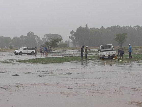 PICS, VIDEO: Floods drown Bloemfontein