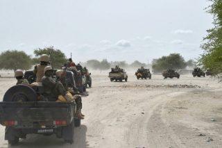 Boko Haram ambush kills two Nigerian officers, 26 soldiers