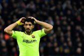 Concern for misfiring Suarez as goals dry up for Barcelona