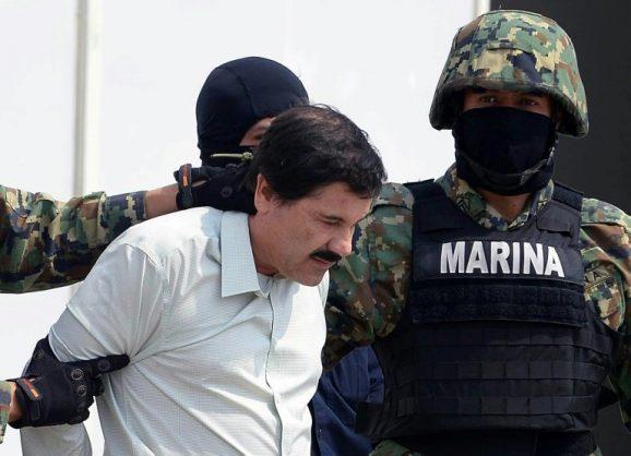 Drug kingpin El Chapo sentenced to life in US prison