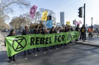 These climate activists want you to give up hope