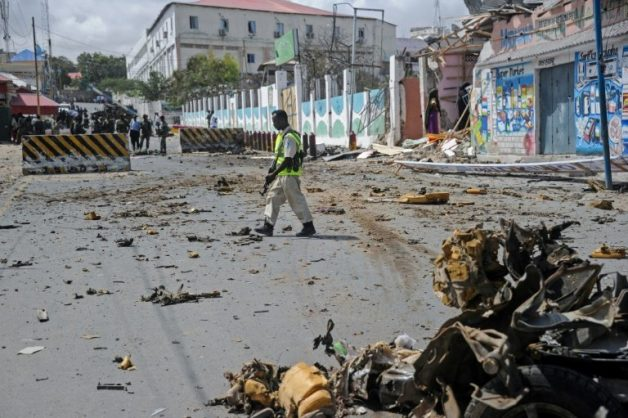 United States  airstrike kills 35 al-Shabab militants in central Somalia