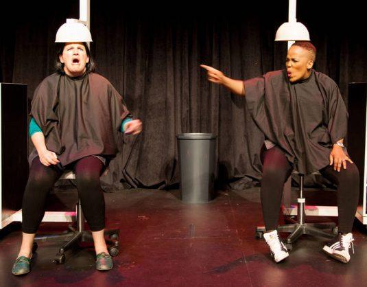 Tumi Morake and Vanessa Frost set to 'Tease!'