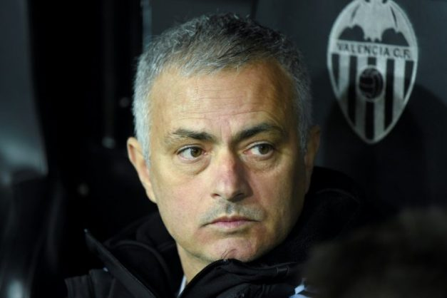 Mourinho applauds Bafana after victory against Egypt