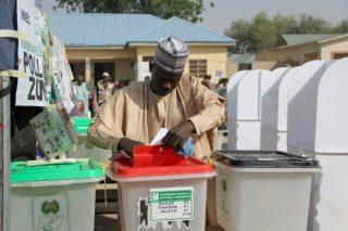 Boko Haram targets Nigeria troops in dawn raid on polling day