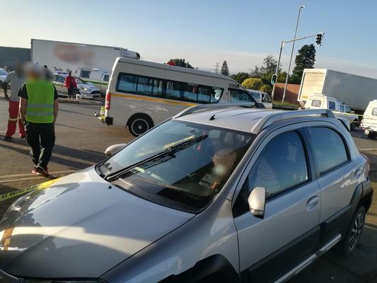 12-year-old dies in Pietermaritzburg car crash – The Citizen