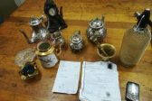 PE police recover 'priceless' artefacts, suspect arrested