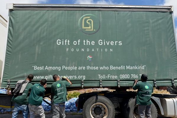 Gift of the Givers strikes water in drought-stricken Makhanda