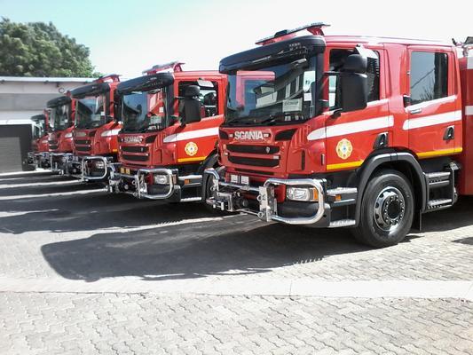 Baby boy born in fire engine in Ekurhuleni