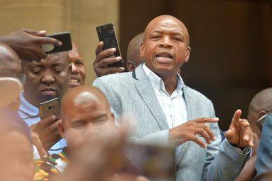 'Resuscitated' Bozwana claims are part of a plan to destroy me – Mahumapelo