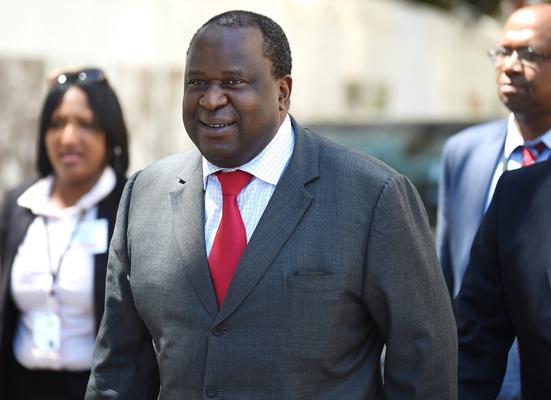 Minister of Finance Tito Mboweni. File photo: Phando Jikelo/African News Agency(ANA)