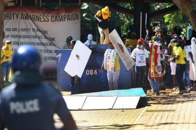 Six Mangosuthu University of Technology students arrested