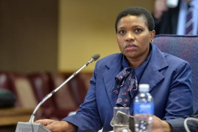 Oh, don't play the victim now, Ms Jiba