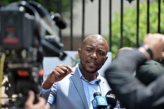 Maimane still awaits reply from Mnangagwa for Zimbabwe visit