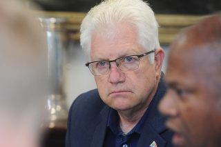 Western Cape's Winde rains on army's parade