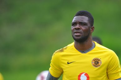 Belgian side enquire about Chiefs goalkeeper Akpeyi's availability