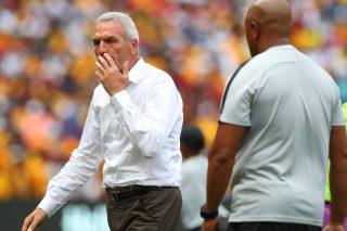 Middendorp slams Chiefs 'diva'