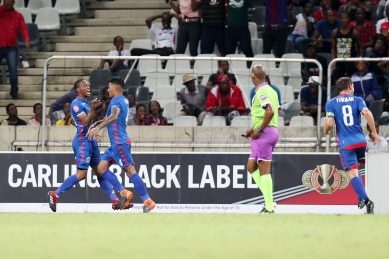 SuperSport ride their luck as Pirates title charge stutters