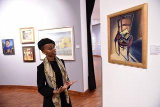 Joburg exhibition showcases SA's best black artists