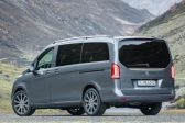 Mercedes V-Class van gets a facelift in time for the Geneva Auto Show