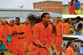 Pictures of DJ Cleo hanging out with Brickz in prison spark outrage