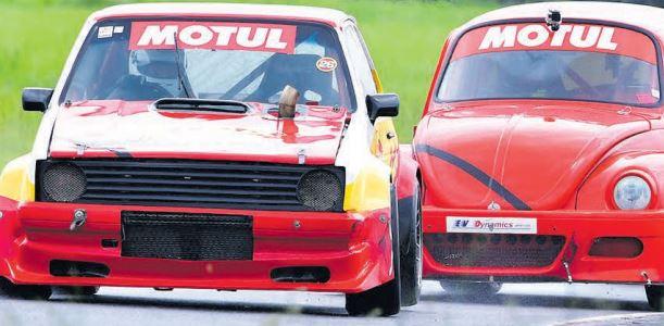 Death mars Delmas racing