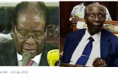 How social media unpacked Mugabe's latest picture
