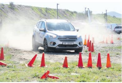 CUTTING CORNERS. Understanding the limitations of your car can go a long way in ensuring your prolonged safety on the road.