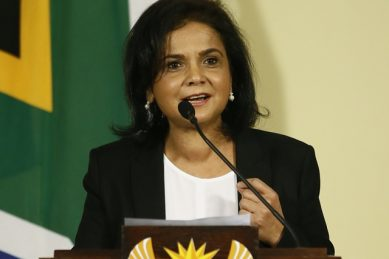 WATCH: Shamila Batohi says 'wheels of justice are turning' for VBS looters