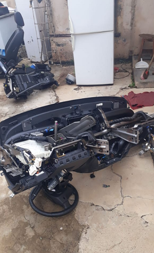Ford Ranger Found Stripped To A Shell Just Two Hours After Being Stolen 8