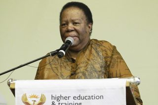 Pandor welcomes education's largest share in 2019 budget