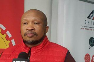Numsa special NEC to discuss plastics strike, Eskom unbundling