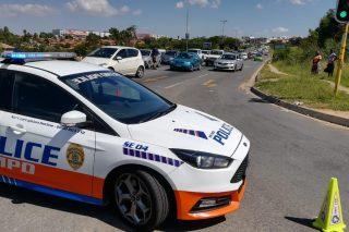 Elderly woman dies in Johannesburg car crash