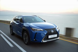 DRIVEN: Woman's touch completes new Lexus UX