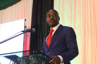 Chamisa, Zim Twitter 'salute' Ramaphosa and Malema for their 'maturity'
