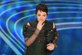 Watch: Olivia Colman's adorable Oscars acceptance speech.
