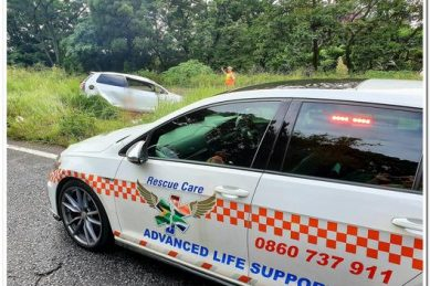 Man plunges 25m to his death from roof in Durban