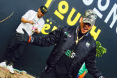 Was AKA's R100K Wits donation funded by the ANC?