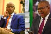 Fikile Mbalula labels Matshela Koko a 'clown' and a 'bloody moron'