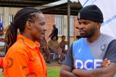 Would you not visit your father if he was in prison? DJ Cleo asks critics