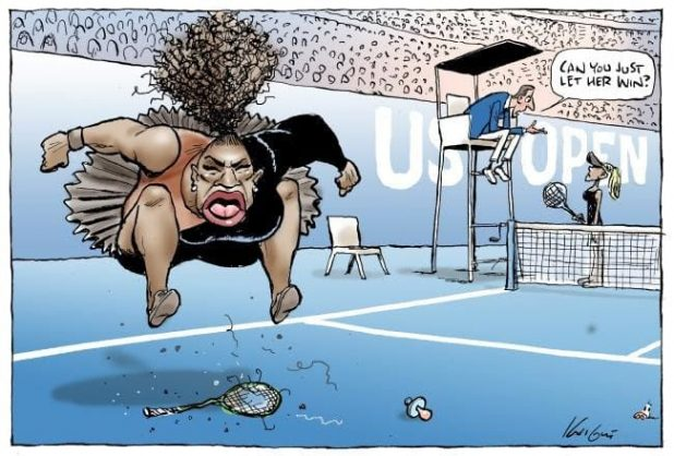 Serena and Nike Celebrate Crazy Women