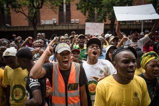 We'll shut down varsities over historic debt – students' unions