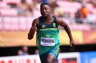 Is this young man another Akani Simbine?