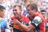 Few teams look like rugby superheroes in the making