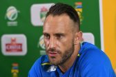 Faf's three issues before the Test series against Sri Lanka