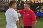 Kerr praises Leopards supporters after Cup exit
