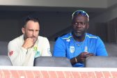 Faf: There was nothing else we could've done