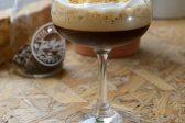 Recipe: Tia Maria Cappuccino cocktail