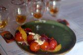 Recipe: Burnt orange and ricotta salad